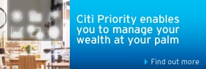 Citibanking® Adding value in every way.