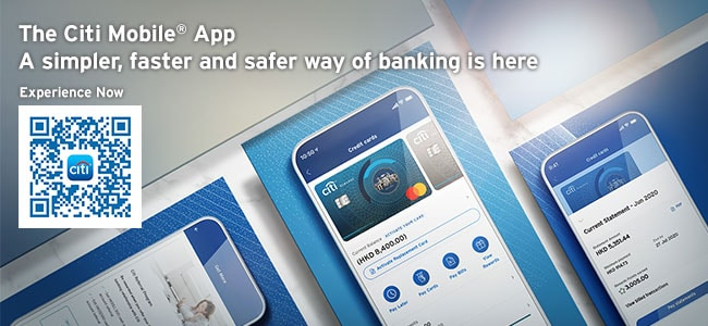The Citi Mobile® App